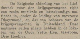 19160204-Haagsche Courant - matinee
